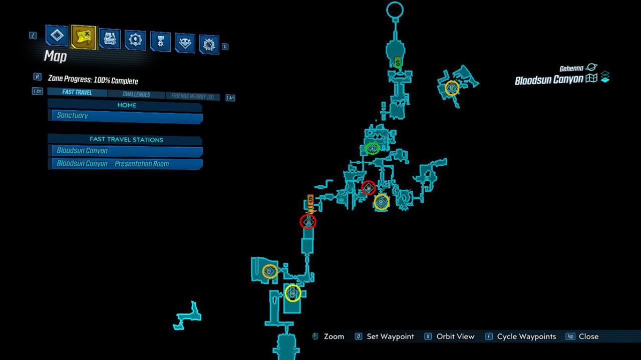Borderlands 3 Bounty of Blood DLC Achievement Guide