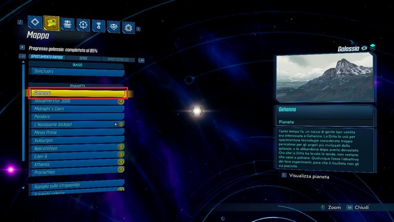 Borderlands 3 All Secret Room in DLC 3