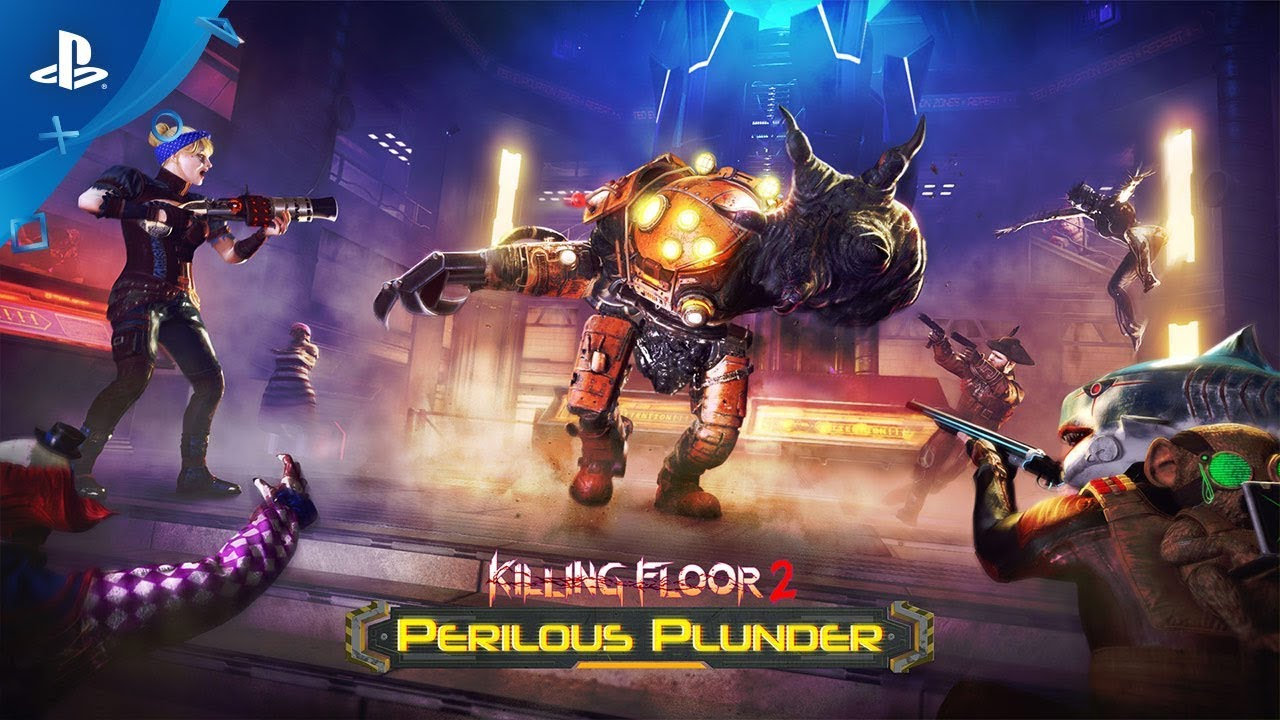 Killing Floor 2 How To Fix Game Not Launching Steamah
