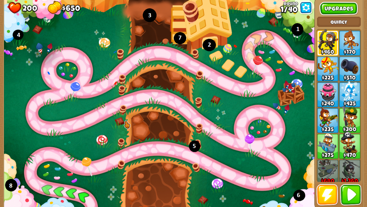 Bloons TD 6 Achievement Guide For Beginners