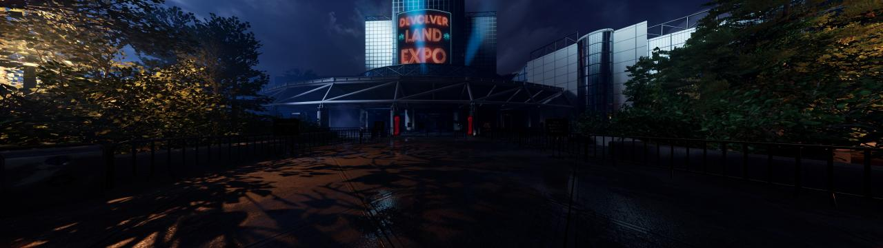 Devolverland Expo How to Fix Ultrawide FOV