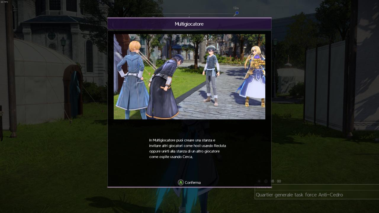 SAO Alicization Lycoris How to Unlock the Multiplayer