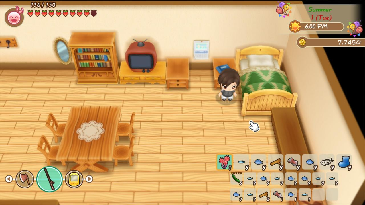 Story of Seasons: Friends of Mineral Town Fishing Guide (Without Using Stamina)