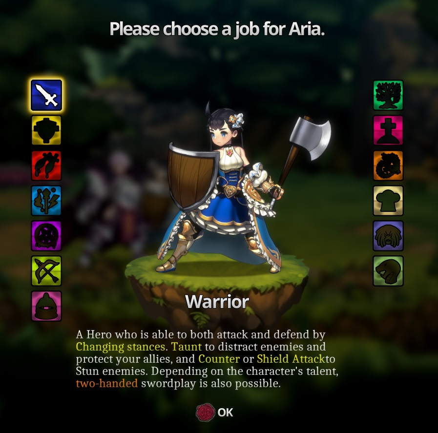 Aria Chronicle Quick Guide for Beginners (Controls, Character, City, Party, Expedition)