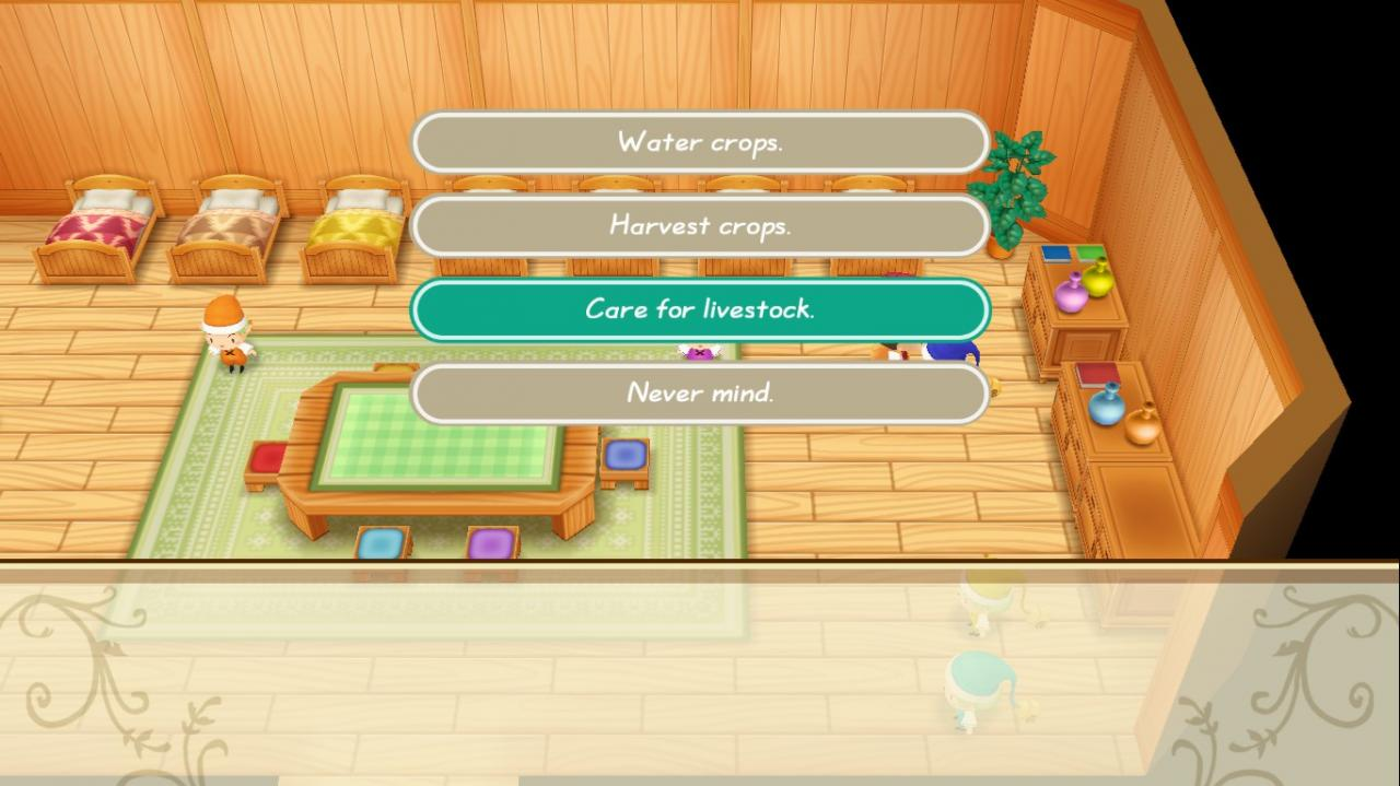 STORY OF SEASONS: Friends of Mineral Town Minigame Guide (Care for Livestock)