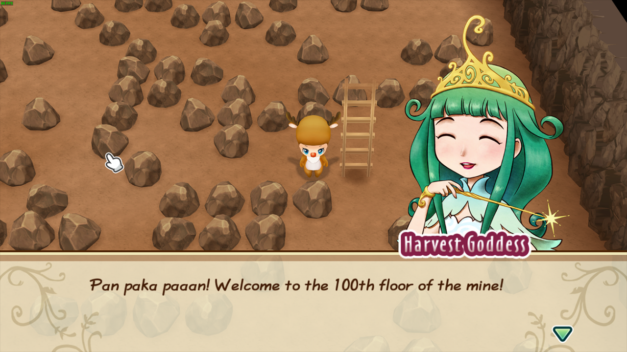 STORY OF SEASONS: Friends of Mineral Town Easy Mine Progression Guide