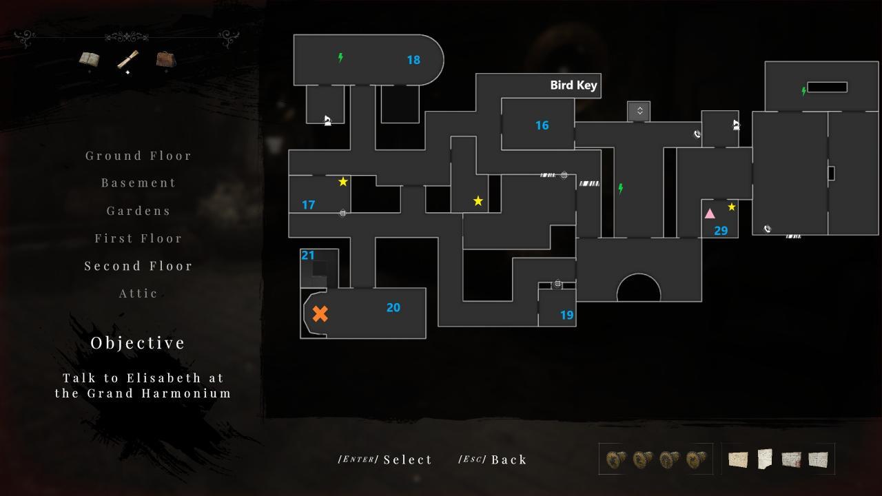 Maid of Sker 100% Walkthrough Guide (High Resolution Maps) - SteamAH