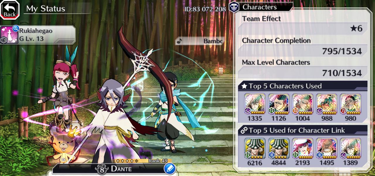 BLEACH Brave Souls Info and Resources Guide