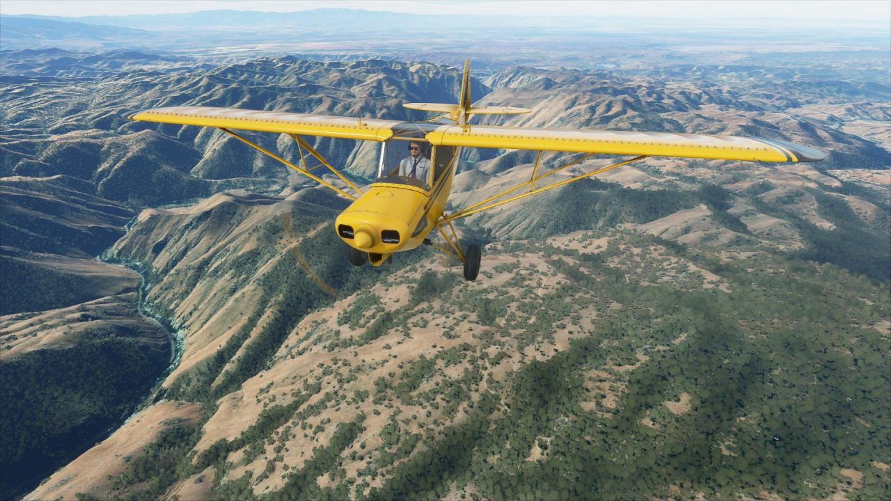 Microsoft Flight Simulator Refueling During Bush Missions Guide