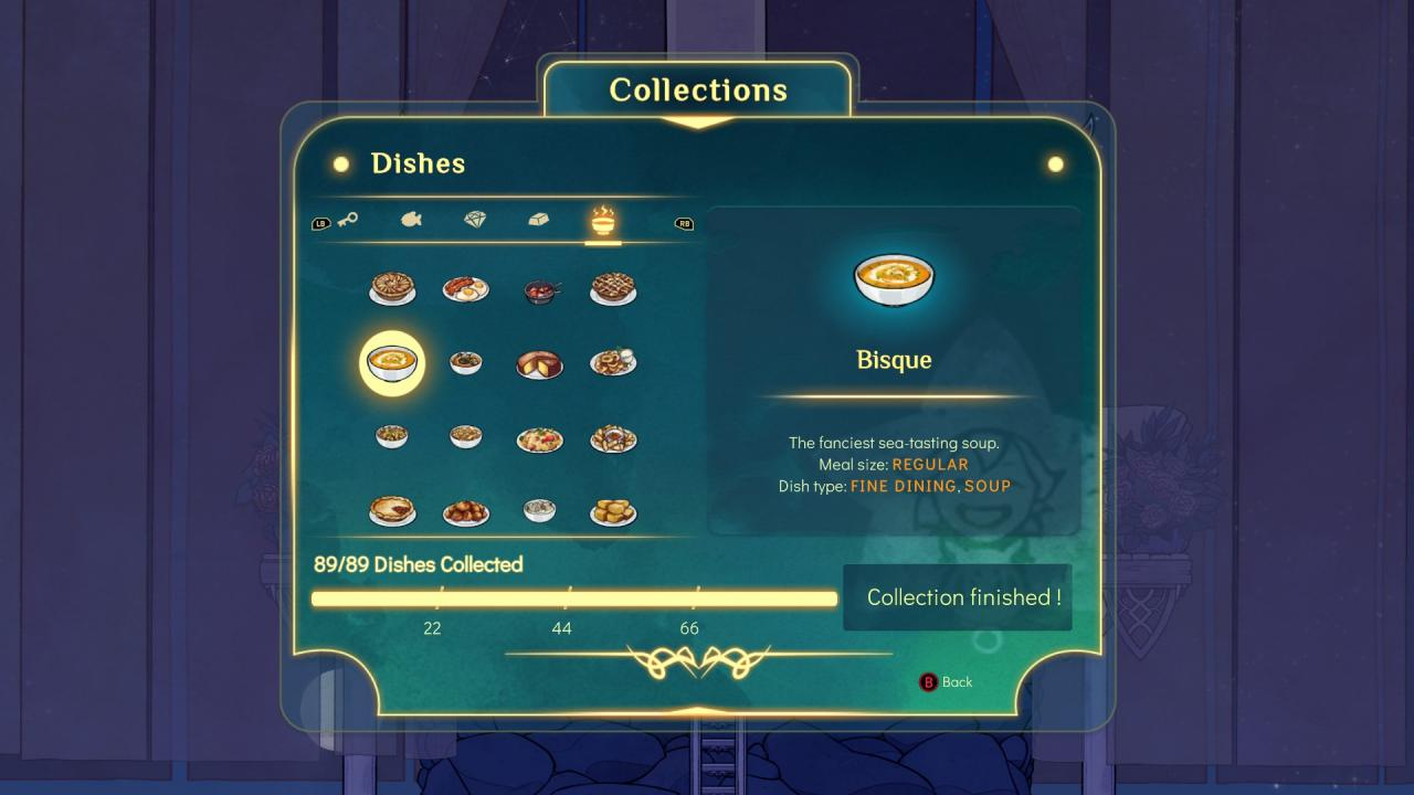 Spiritfarer All Collections Unlocked and Details