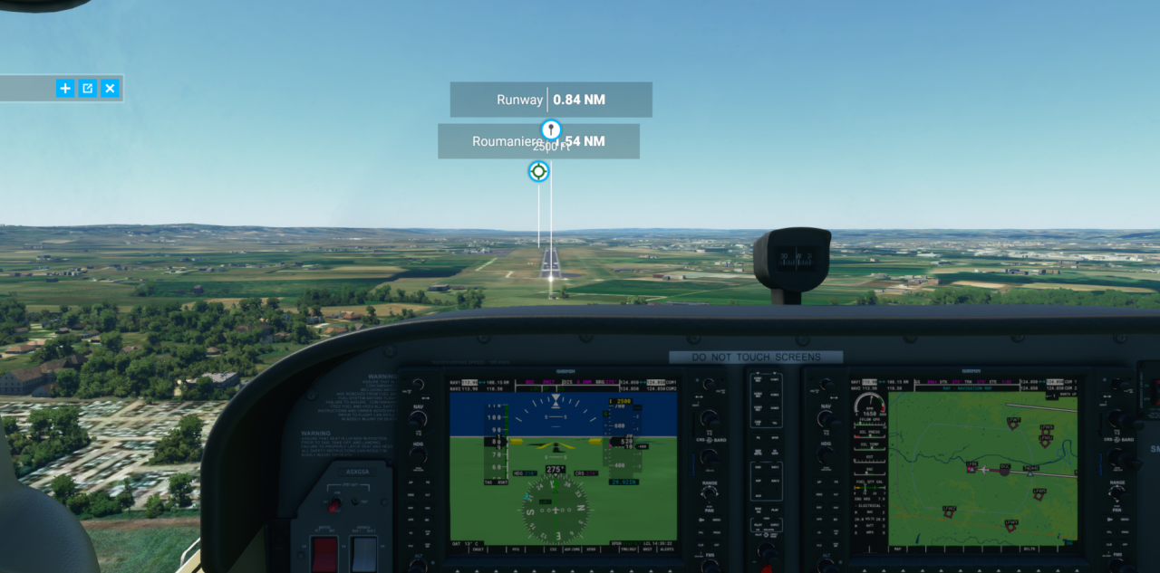 Microsoft Flight Simulator How to Capture ILS Glideslope for Landings