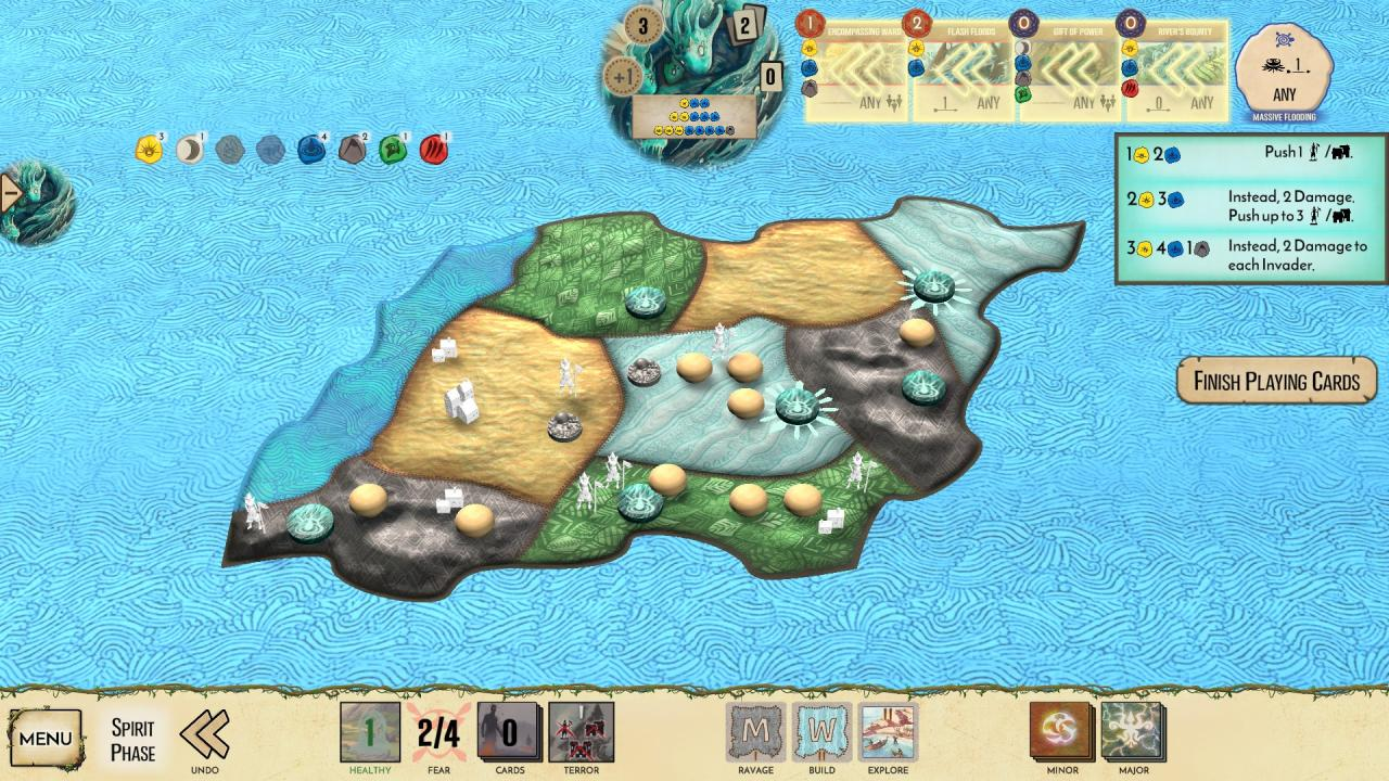 Spirit Island Tips and Tricks - Winning Your First Game