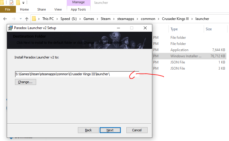 Crusader Kings III Unable to Locate Configuration File How to Fix