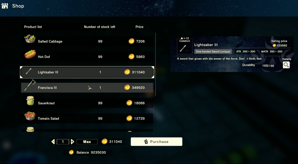 Craftopia How to Get a Lightsaber in Early Access