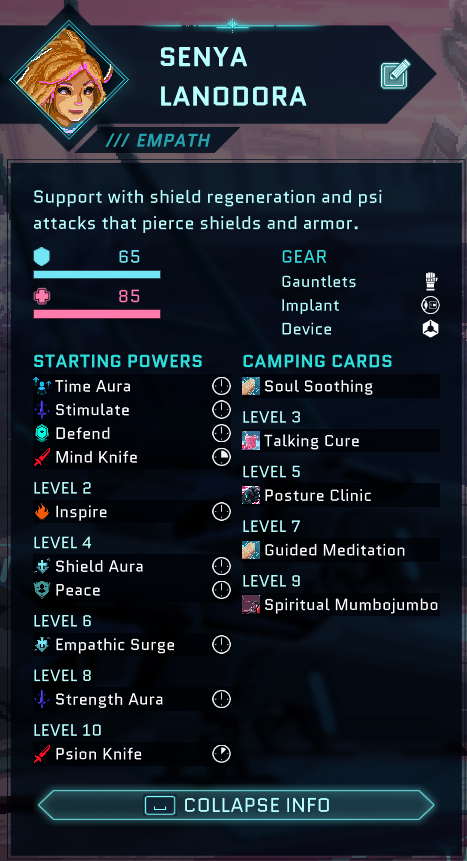 Star Renegades All Characters and Skills Guide (Secret Classes Included)