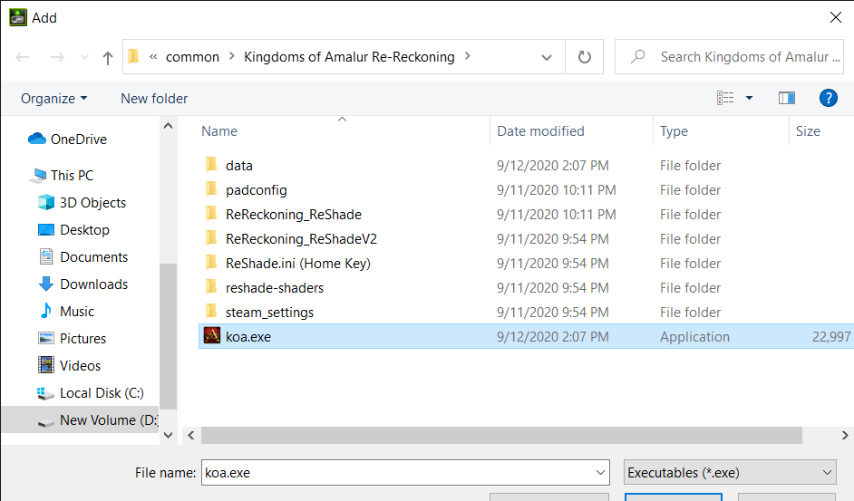 Kingdoms of Amalur: Re-Reckoning How to Fix FPS & Stutters(Nvidia Control Panel Settings)