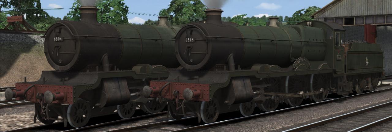 Train Simulator EK 1950 Naming Guide