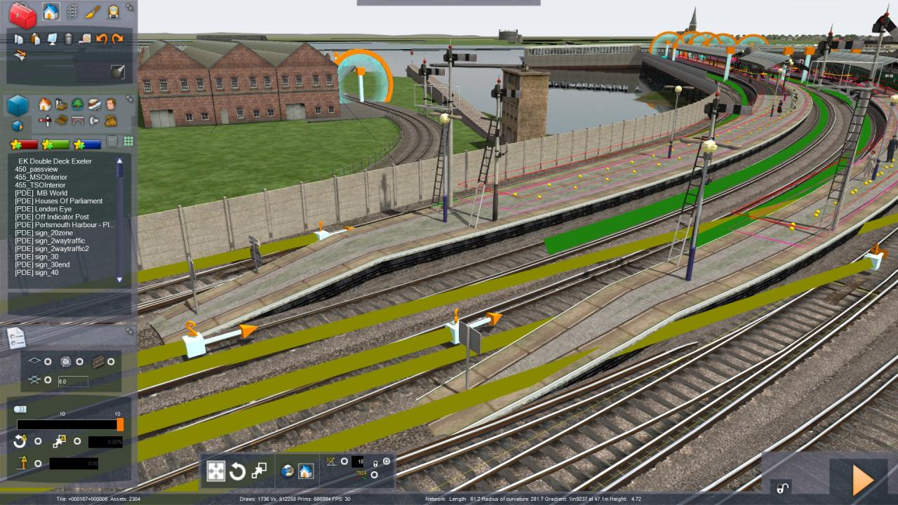 Train Simulator Tips & Tricks for Route Building