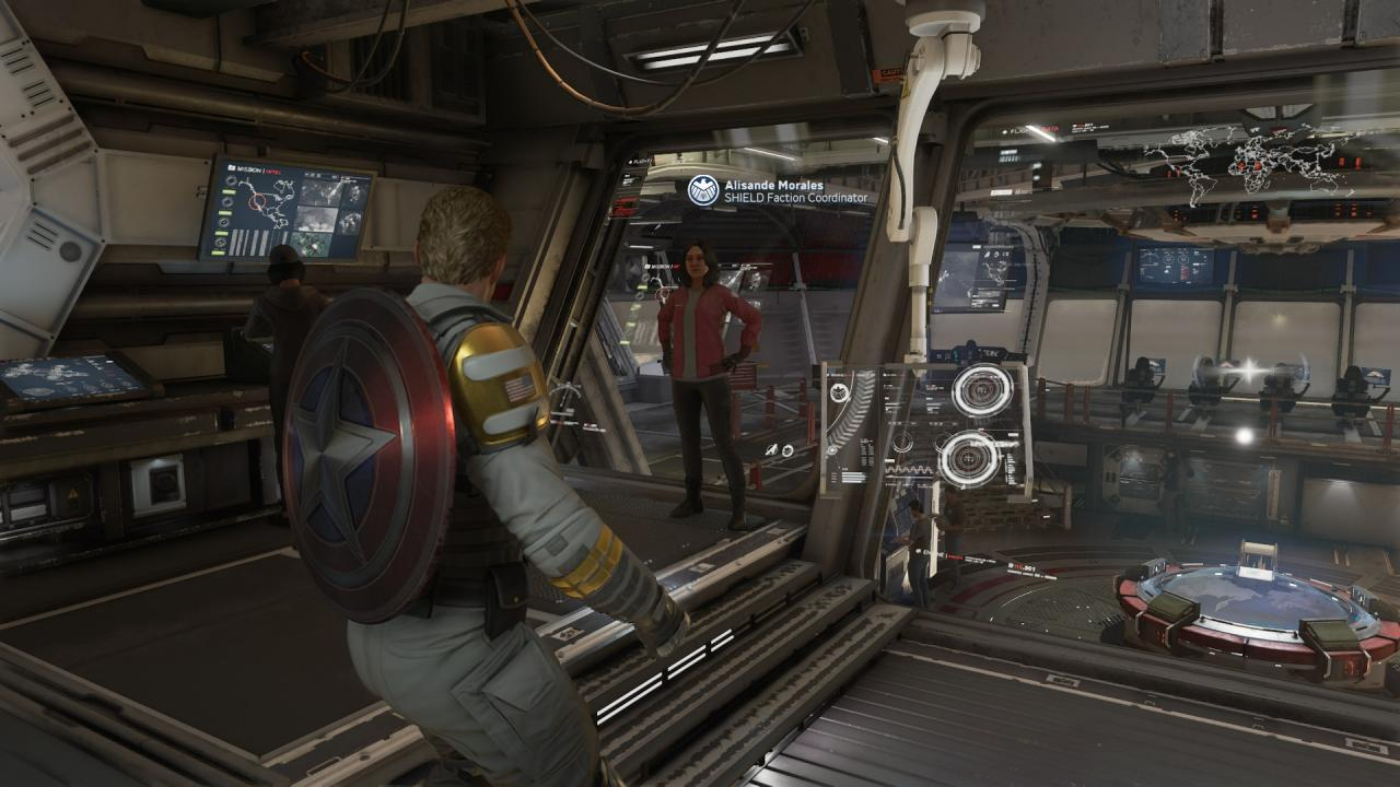 Marvel's Avengers List of Faction Assignments