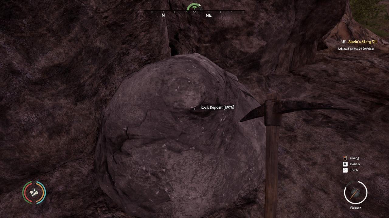 Medieval Dynasty Easy Iron and Salt Mine Location