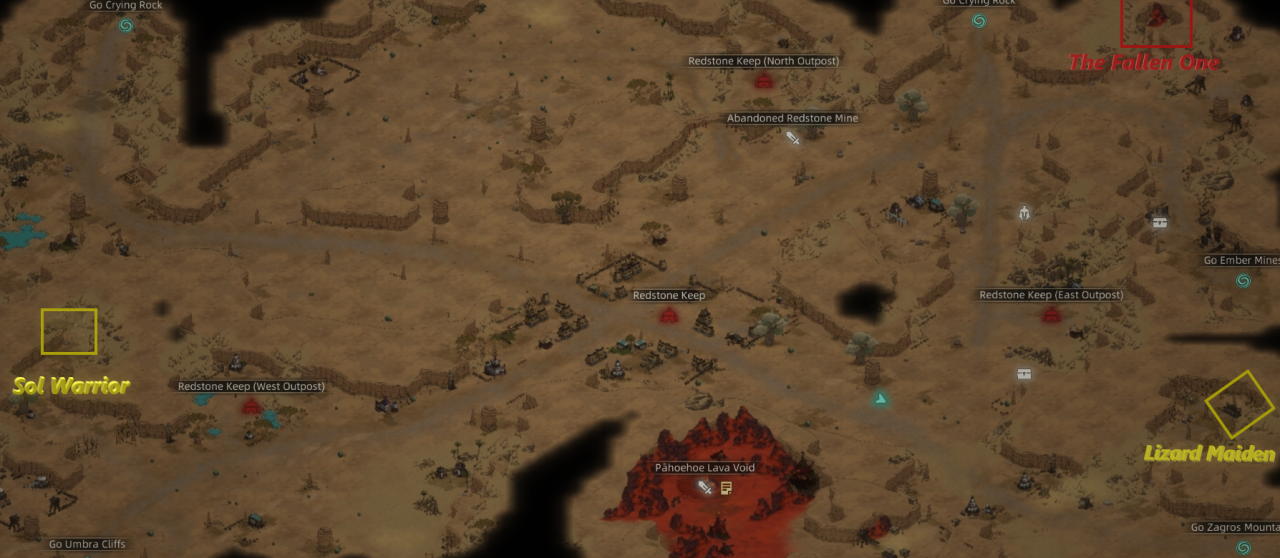 Sands of Salzaar Legacy Bosses Guide