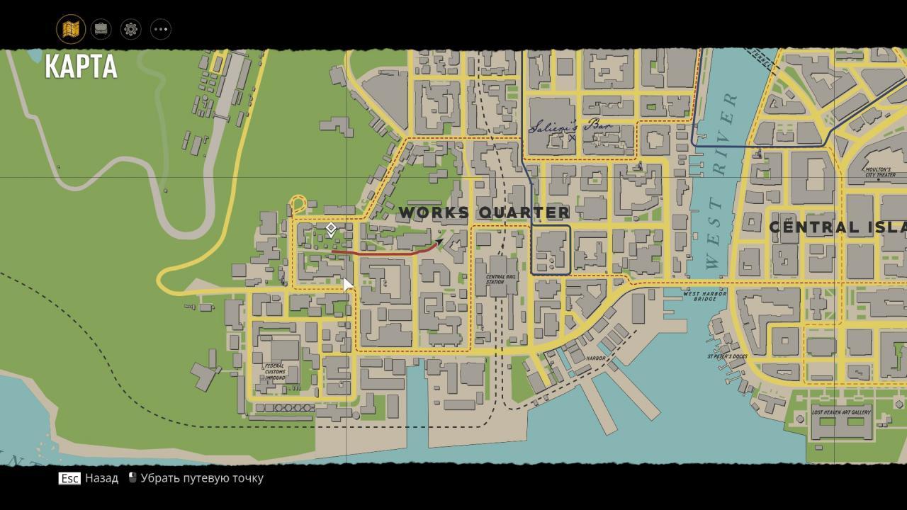 Mafia: Definitive Edition Mystery Fox Domination Locations