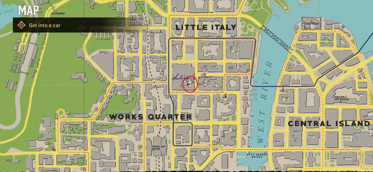 Mafia: Definitive Edition Mystery Fox Domination Locations