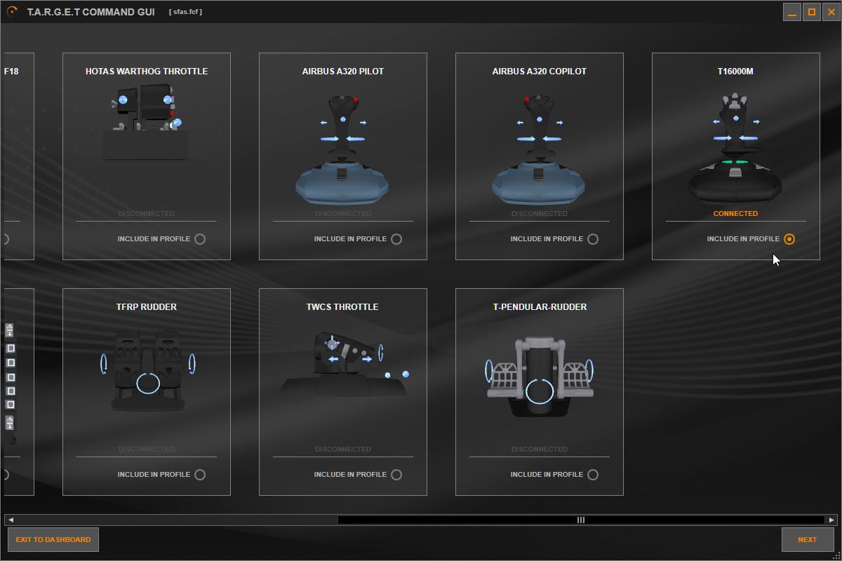 STAR WARS™: Squadrons Deadzone Fix for Thrustmaster Joysticks