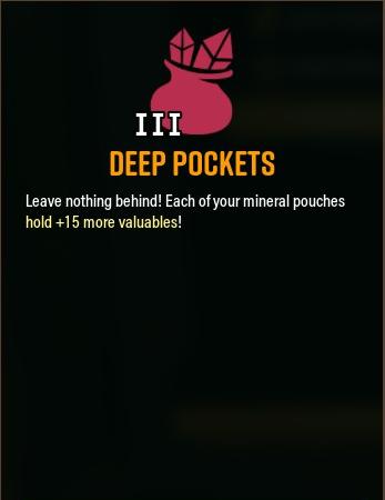 Deep Rock Galactic Full Perk Guide