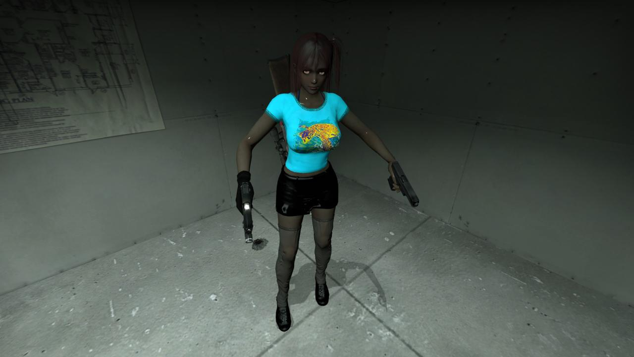 Left 4 Dead 2 Skin Selector (&RNG) (Users/Modders Guide)