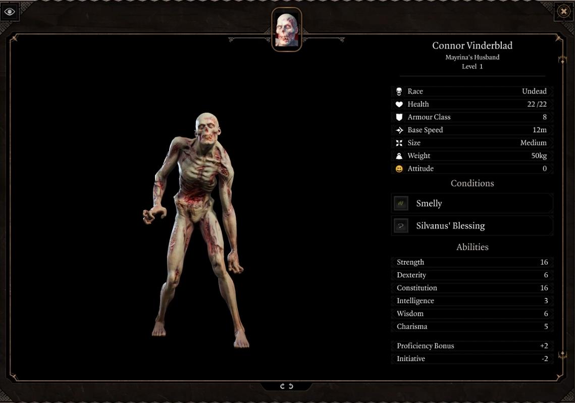 Baldur's Gate 3 Overpowered Zombie Army [Game Breaking Bug]