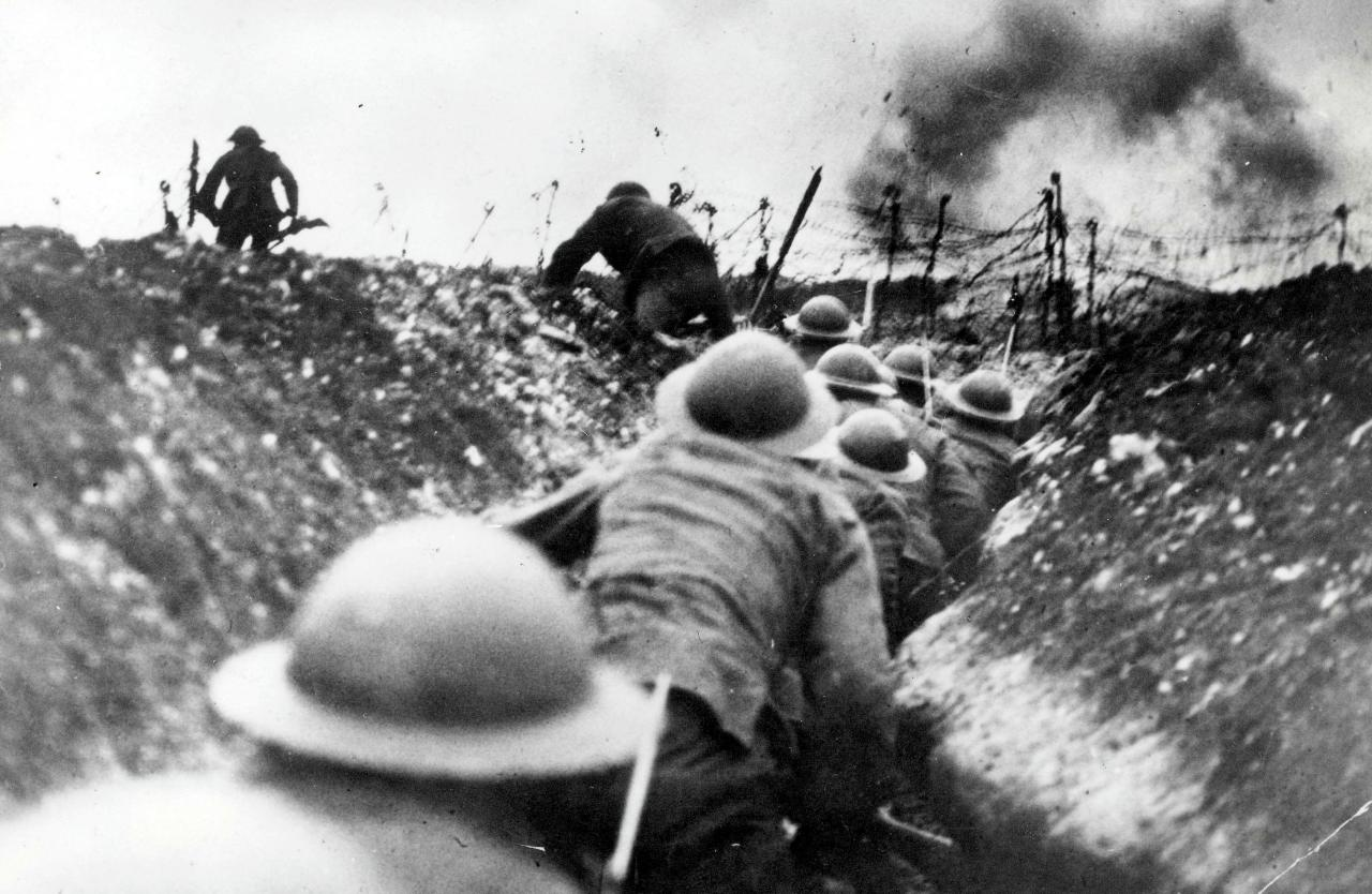 Beyond The Wire Trench Clearing for Infantry Squads