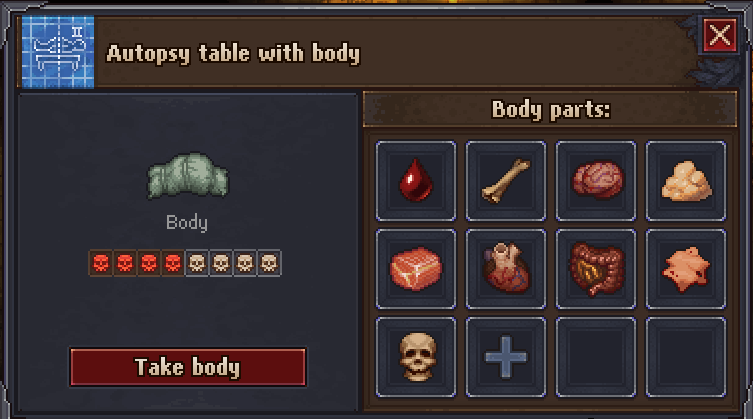 Graveyard Keeper How to Make a 16 Skull Corpse