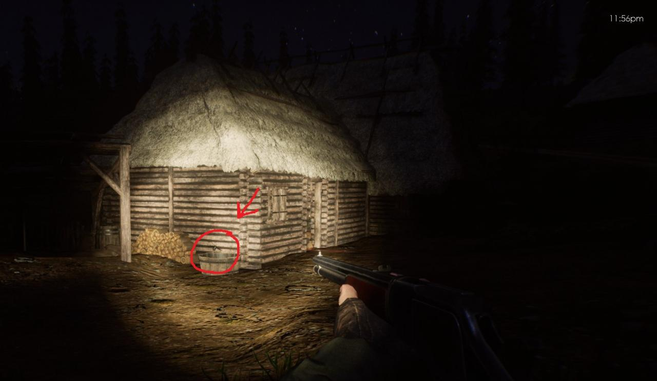 Folklore Hunter All 3 Bloodfang Pickaxe Locations
