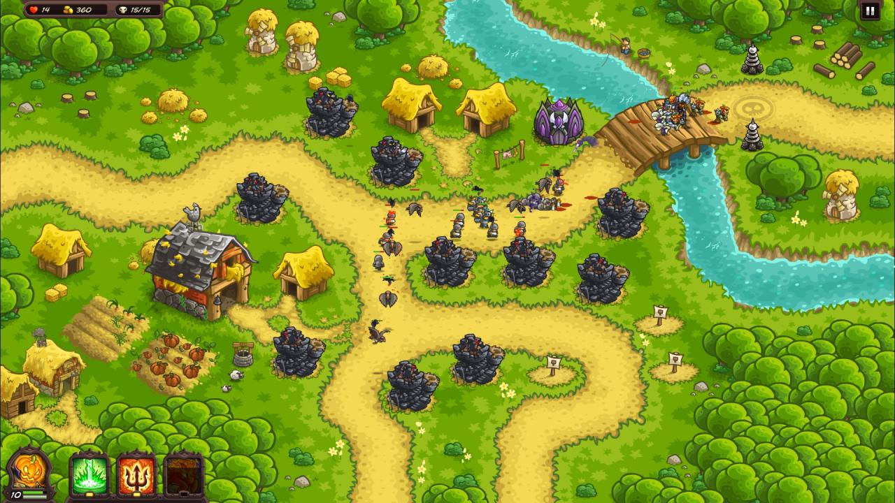 Kingdom Rush Vengeance They're Coming Achievement Guide