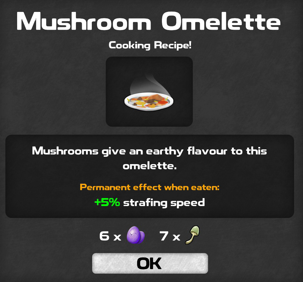 DYSMANTLE Cooking Recipes Guide