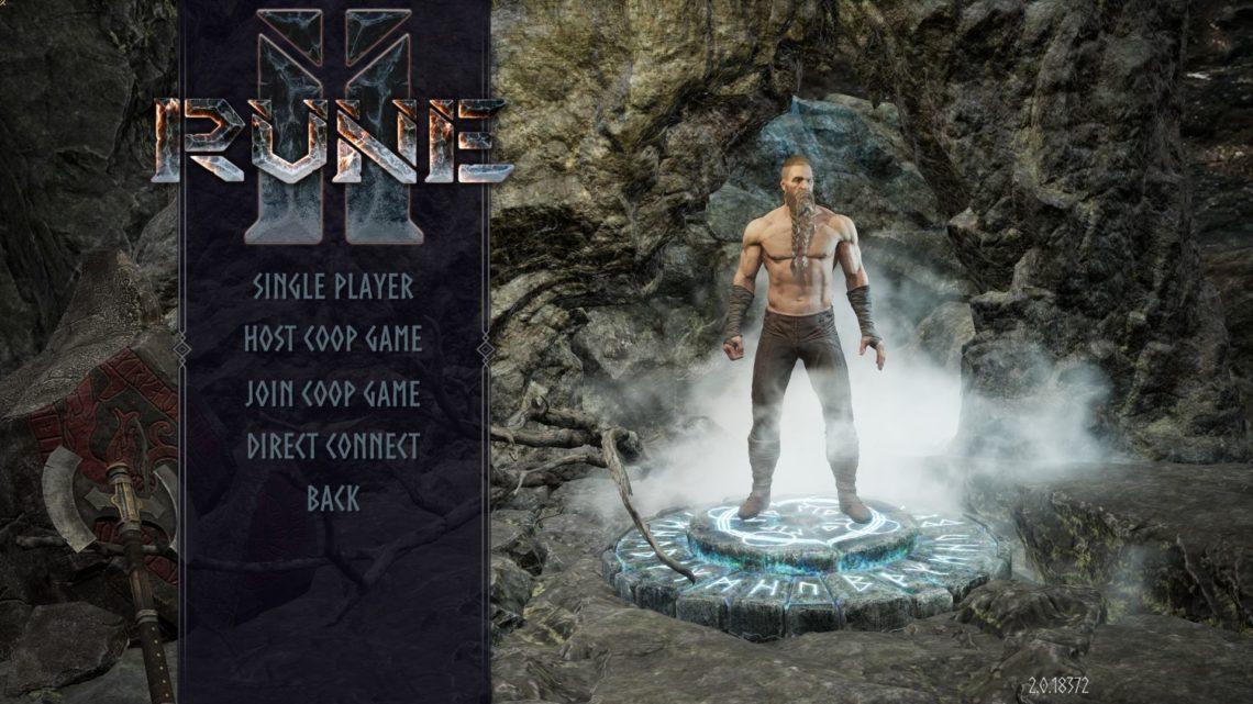 RUNE II Multiplayer Hosting Instructions Guide