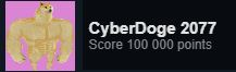 Cyber-doge 2077: Meme Runner Achievement Guide
