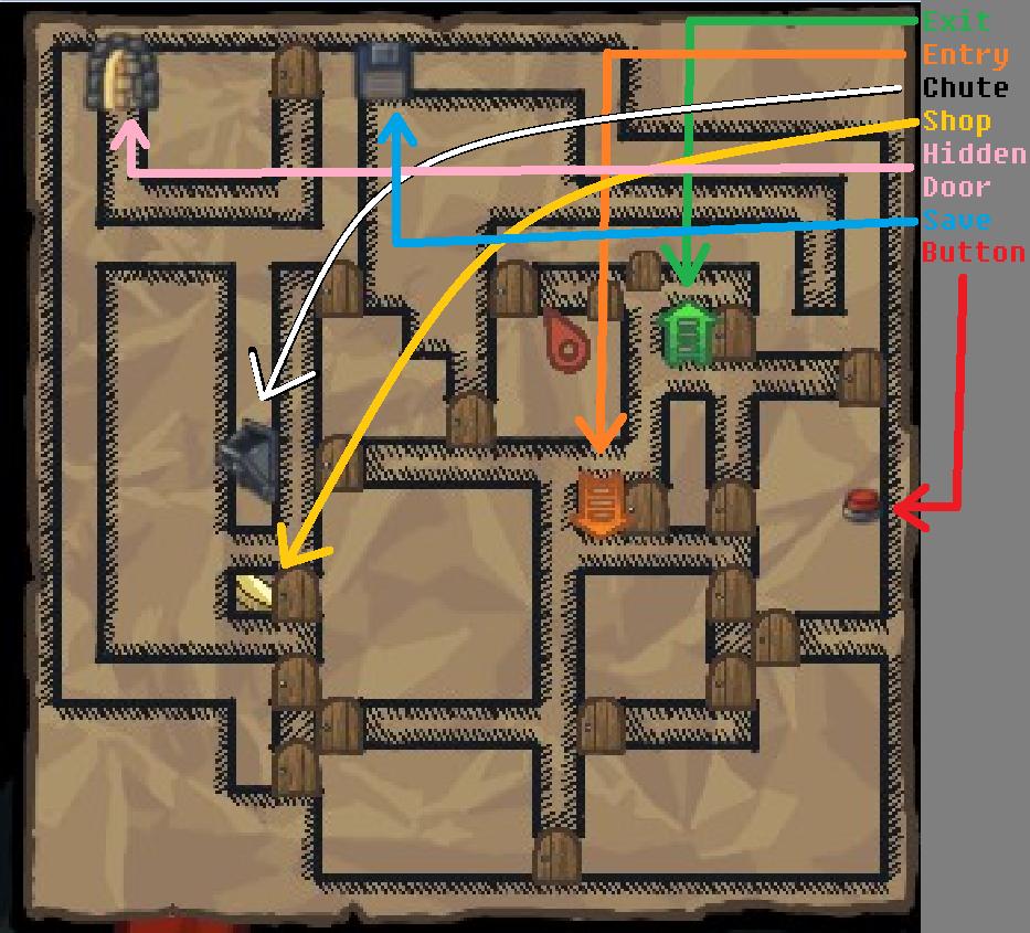 Slasher's Keep Tips & Tricks (Map, Skills, Crafting, Altars, Merchant, Bosses)