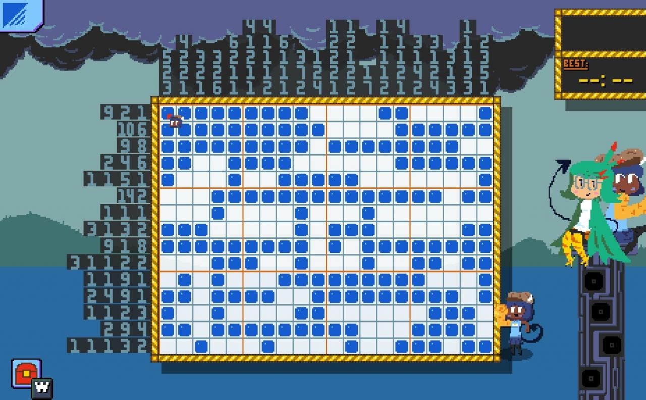 Khimera: Puzzle Island All 100 Level Solution Guide