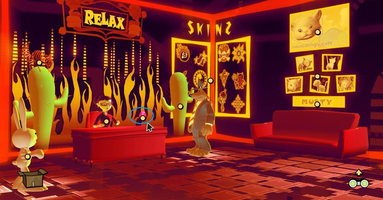 Sam & Max Save the World Secret Achievements Guide