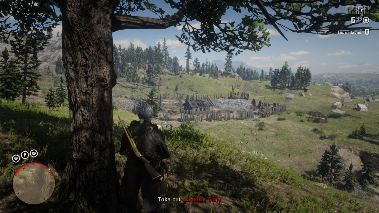 Red Dead Online How to Level Bounty Hunter Role with Minimal Effort