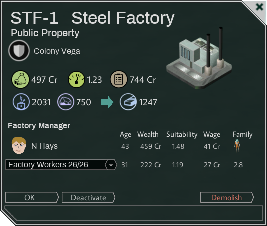 Planet Colonization Industrials Production Guide
