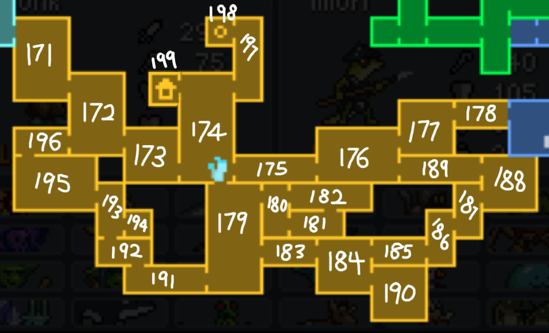 Monster Sanctuary MAP, Monster Location, Chest Location Guide