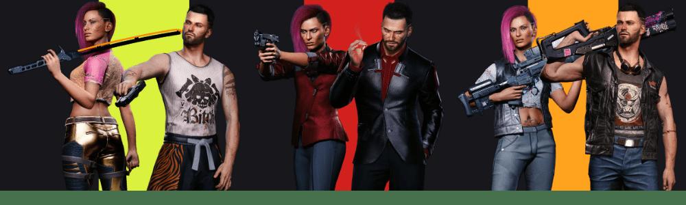 Cyberpunk 2077 - Lifepath Guide