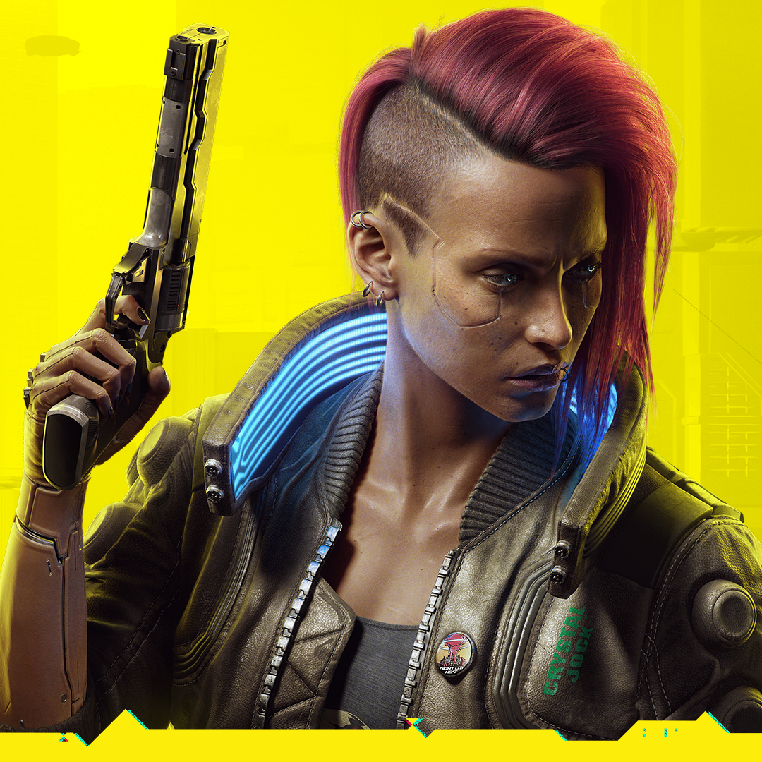 Cyberpunk 2077 - Exclusive DLC Wallpapers + Avatars