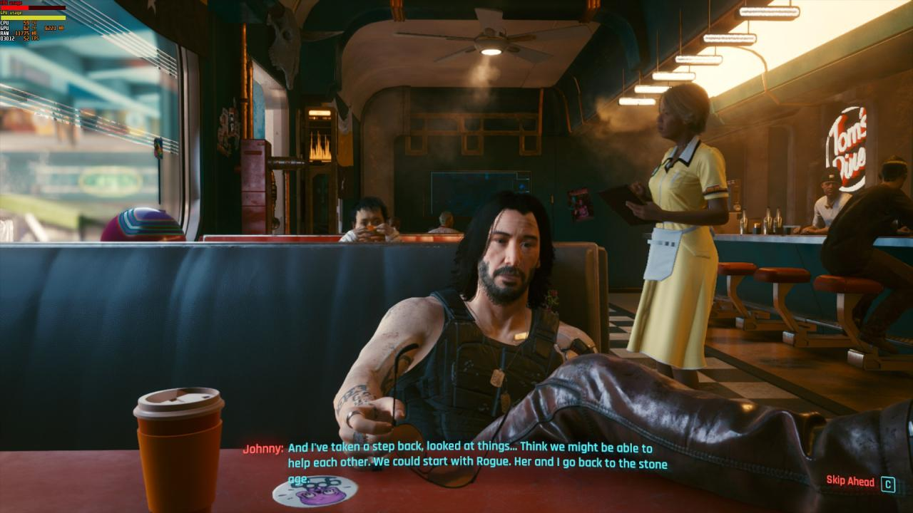 Cyberpunk 2077 FPS Boost for NVIDIA and AMD