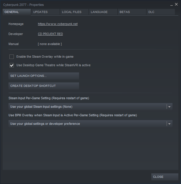 Cyberpunk 2077 How to Turn on Single Tap Dodge