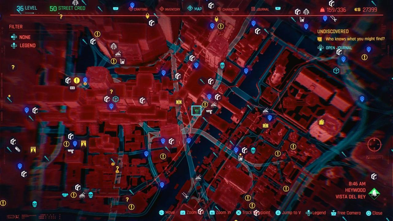Cyberpunk 2077 Free Autoaim Pistol.