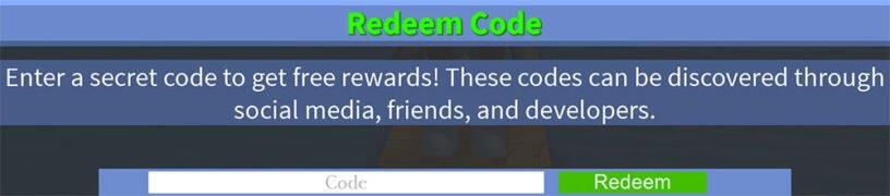 Roblox Build a Boat for Treasure Redeem Codes (December 2020)
